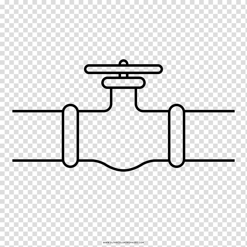 Pipe Drawing Drain Plumbing, pipeline icon transparent.