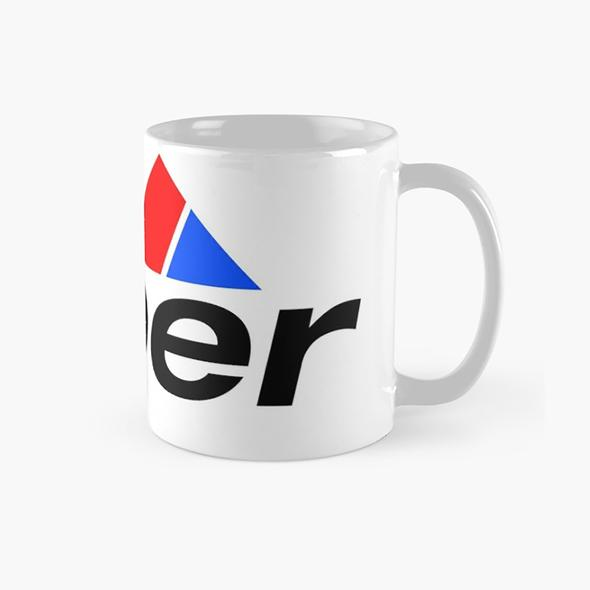 Piper Logo Mug.