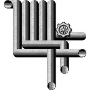 Pipes clip art.