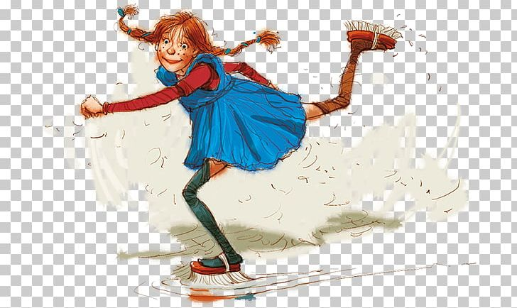 Pippi Longstocking Pippi In The South Seas Drawing Yandex.