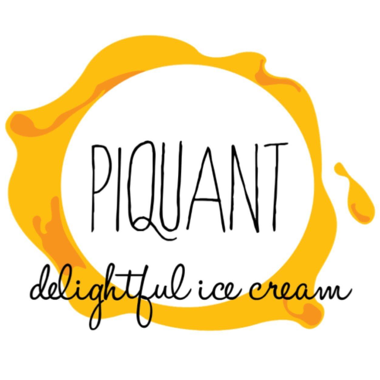 piquant ice cream (@piquanticecream).