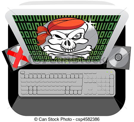 Software piracy Illustrations and Clipart. 3,606 Software piracy.