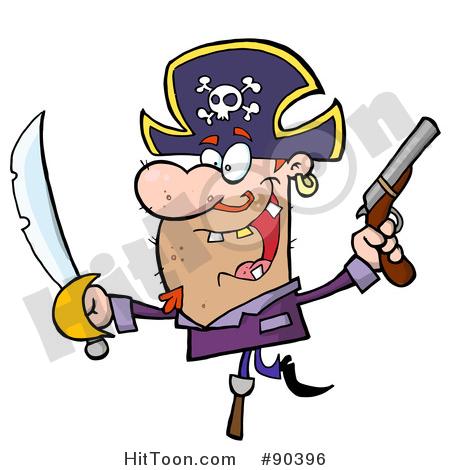 Piracy Clipart #1.