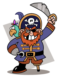 Piracy 20clipart.