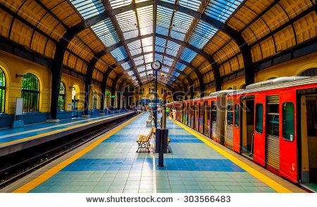 Piraeus station clipart #11