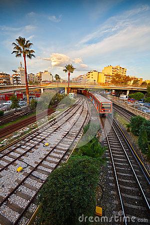 Piraeus station clipart #4