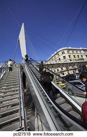 Pictures of Athens, Piraeus Harbour, A View Of The Attiko Metro.