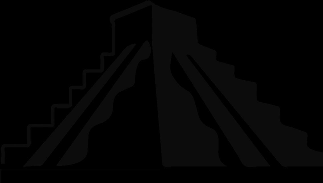 Piramide Stairs.