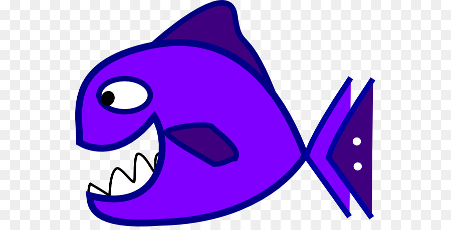 Piranha clipart 2 » Clipart Station.
