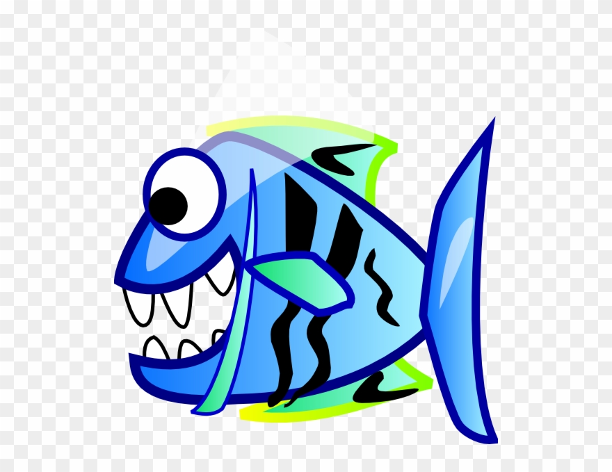 Piranha Clipart Piranha Clip Art.