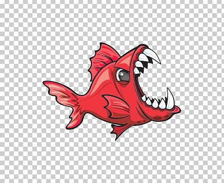 Fish Piranha PNG, Clipart, Aggressive, Animals, Art, Artwork.