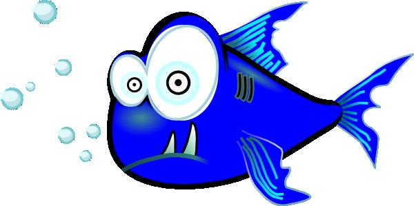 Piranhas Clip Art.