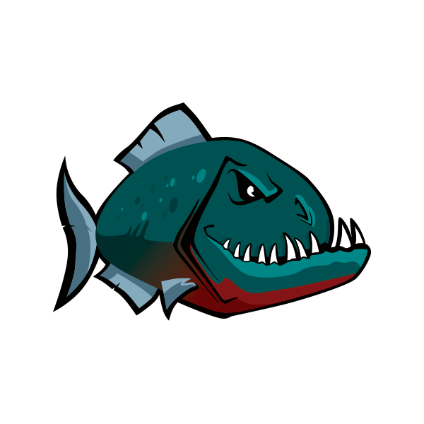 Download Free png Piranha PNG Photos.