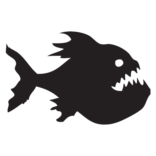 Piranha PNG Images Transparent Free Download.
