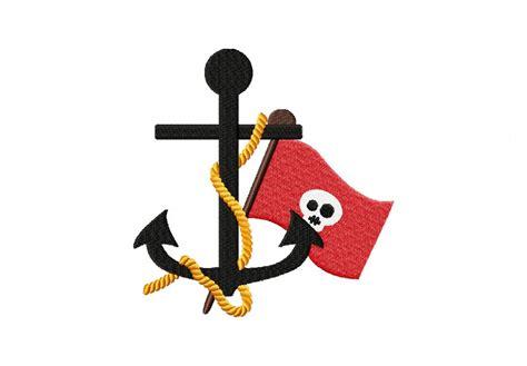 Pirate Ship Anchor.
