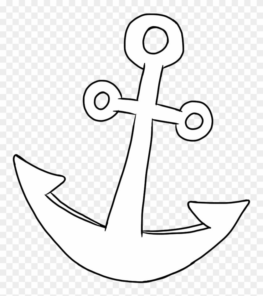 Anchor Clipart Pirate Ship.
