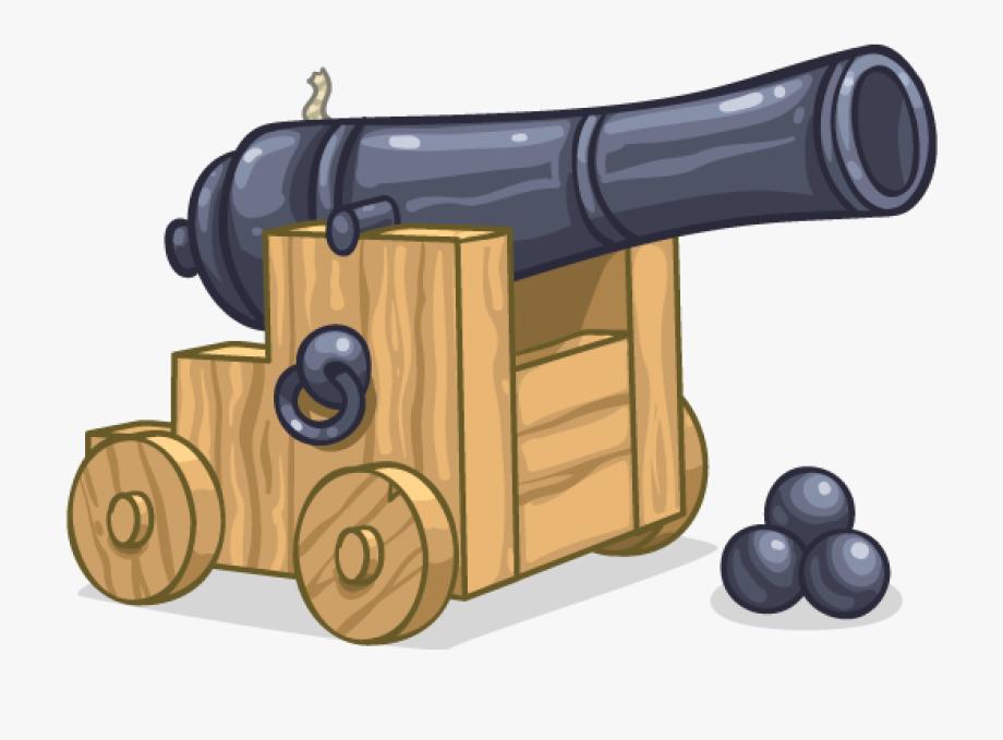 Cannon, Cliparts & Cartoons.