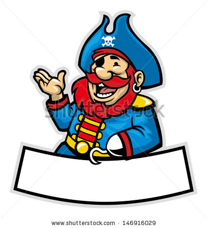 Pirate Hook Stock Images, Royalty.