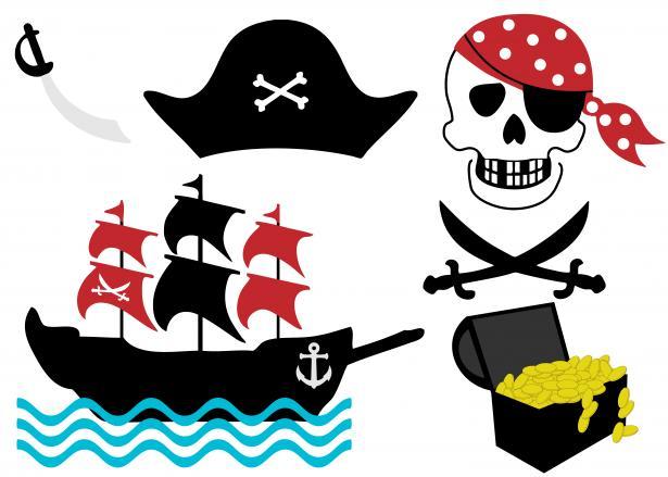 Pirate Clip.