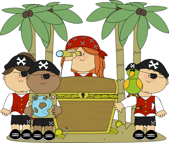 Pirate Clip Art.