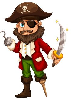 55 Best pirate clip art images in 2018.