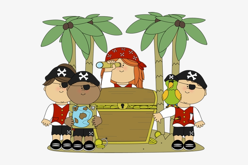 Pirate Clipart For Kid Png.