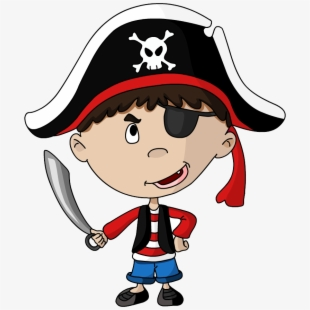 Pirate Clipart Eyepatch , Transparent Cartoon, Free Cliparts.