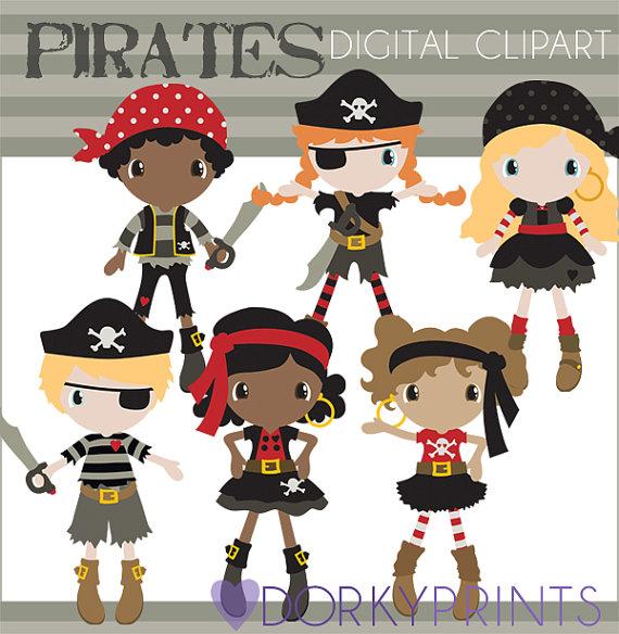 Pirate Clipart.
