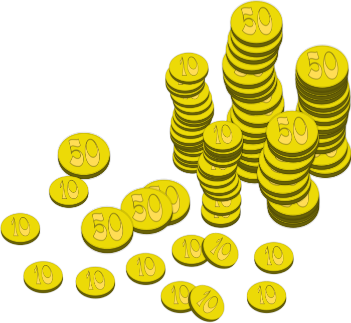 Showing post & media for Pirate gold coins cartoon.