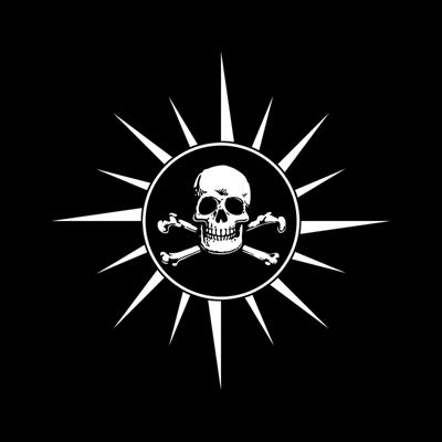 Pirate Compass Rose.