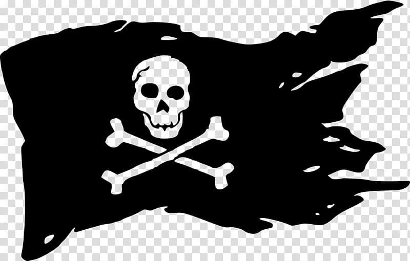 Pirate flag, Jolly Roger Piracy Calico Jack Flag , pirate.