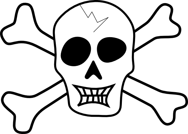 Free Pirate Flag Clipart, Download Free Clip Art, Free Clip.
