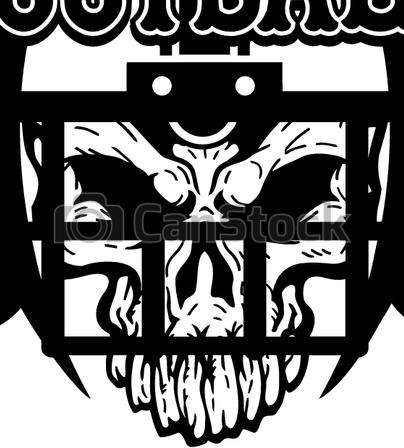 Vectors of pirates football team design with crossed swords and.