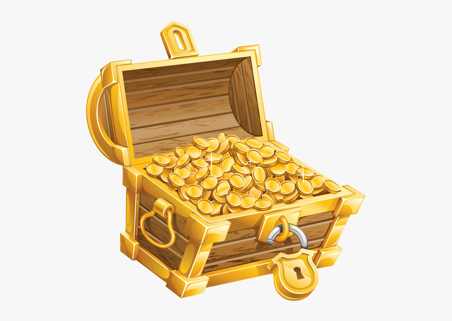 Pirate Clipart Coin.