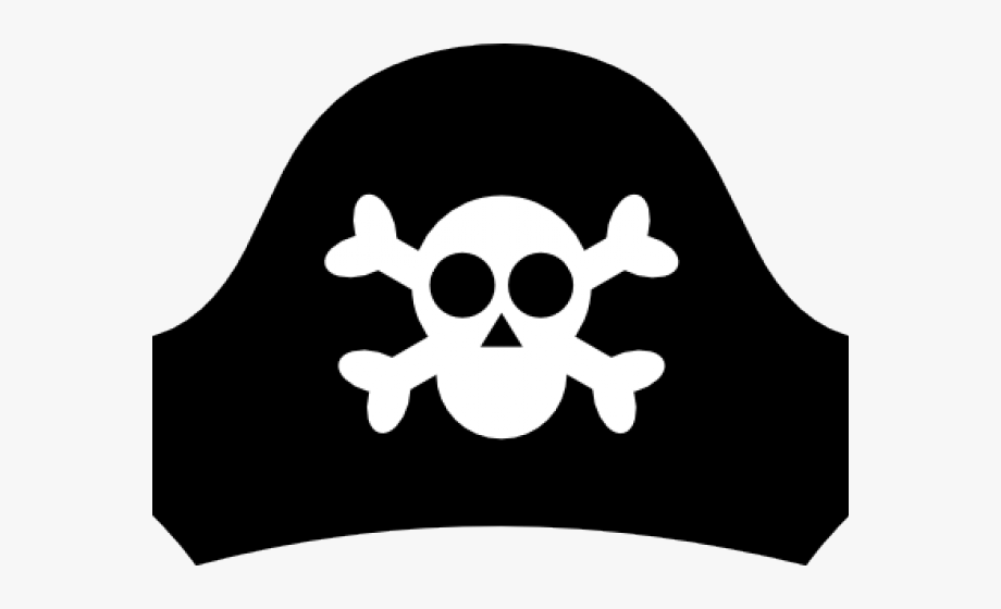 Eye Patch Clipart Pirate Hat.