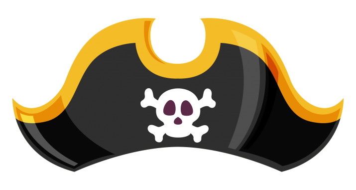 Pirate Hat Clip Art Png Image Free Download searchpng.com.