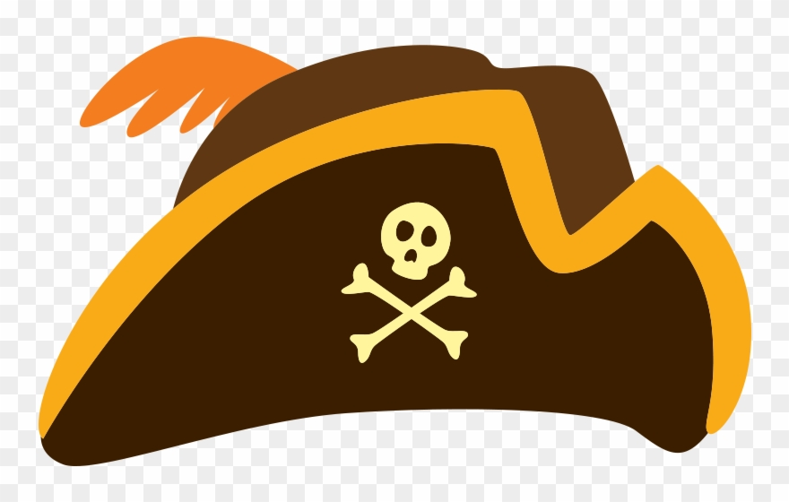 Pirate Hat Png.