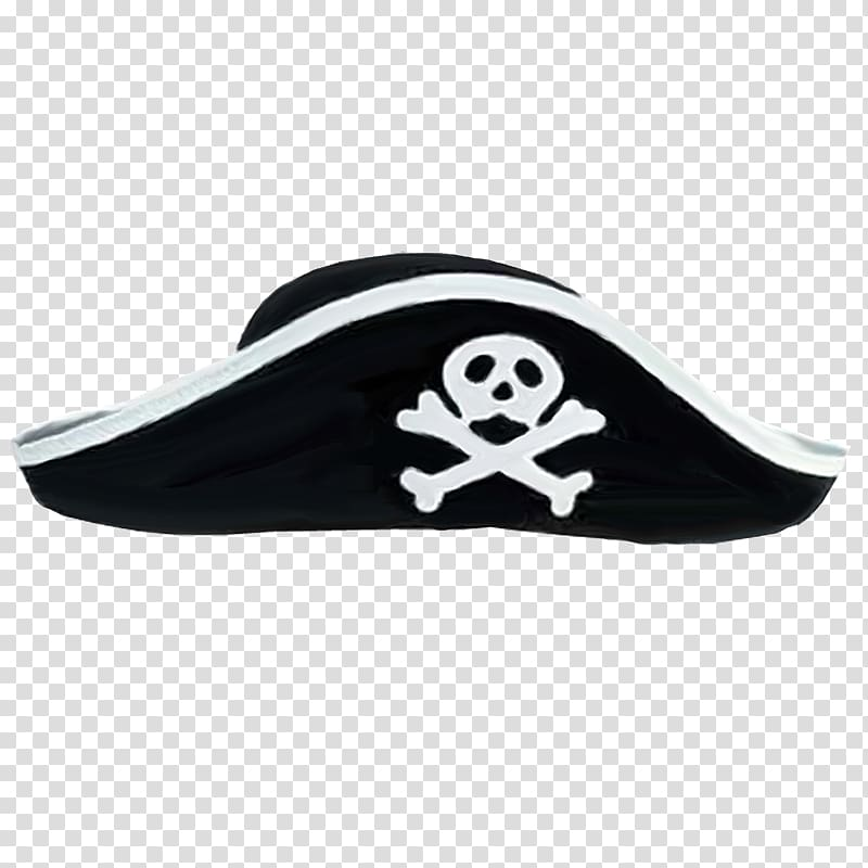 White and black pirate hat illustration, Hat Piracy, Pirate.