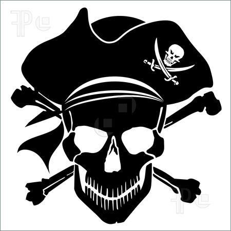 pirate clip art free printable.