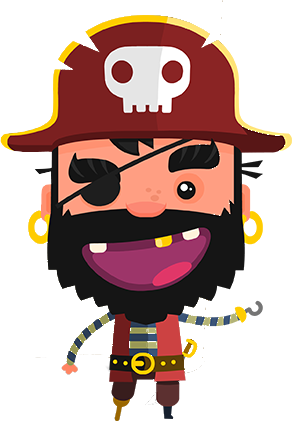 Free Download Of Pirate Icon Clipart #35018.