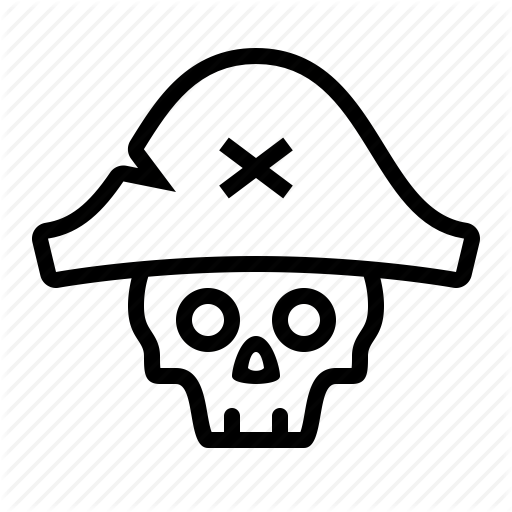 Pirate Icon Png #157753.