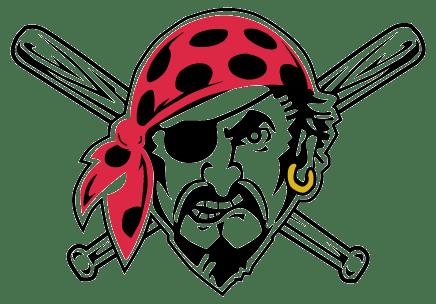 Pittsburgh Pirates Logo Pirate transparent PNG.