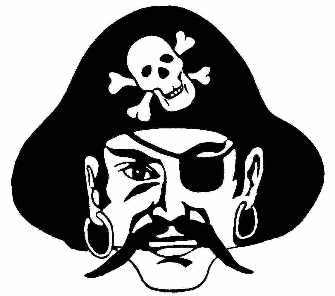 Pirate logos clipart 4 » Clipart Portal.