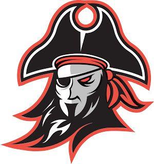 Pirate Logo Mascot ~ David Jaggar Design.