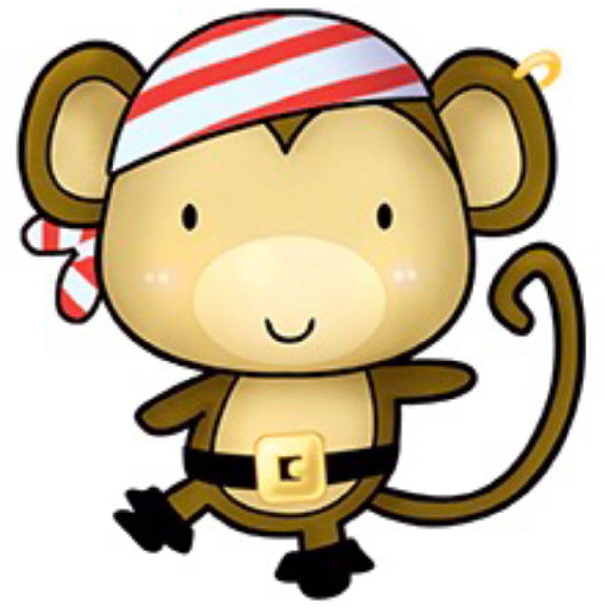 Pirate Monkey.