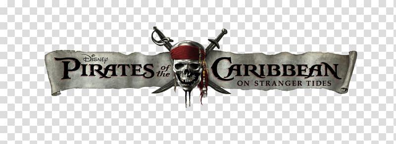 Logo Brand Font Pirates of the Caribbean: On Stranger Tides.