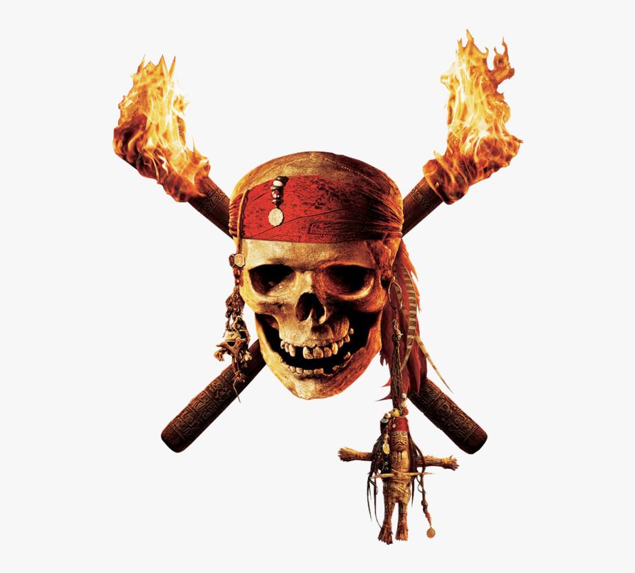 Pirates Of The Caribbean Dead Man\'s Chest Logo , Transparent.