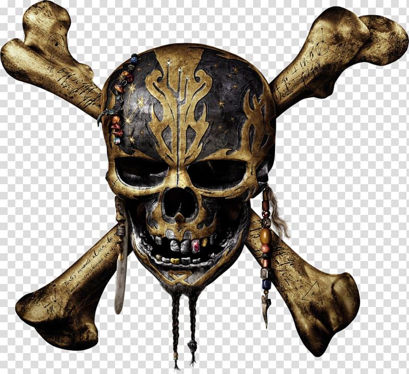 Pirates of the Caribbean logo, Jack Sparrow Davy Jones.