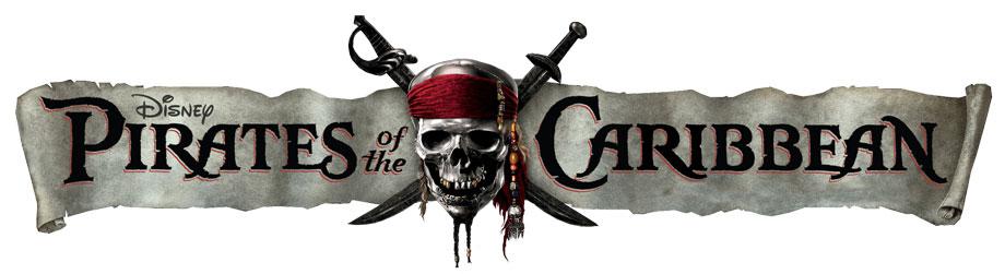 Pirates of the caribbean Logos.