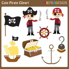Pirate Clipart Clip Art and Vectors.